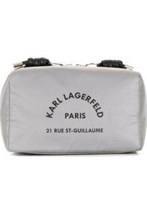 Karl Lagerfeld Necessaire Rue St Guillaume - Cinza