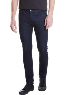 Calça Jeans 519 Extreme Skinny Levis - Masculino-Azul