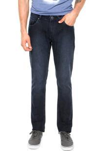 Calça Jeans Volcom Vorta Iii Azul