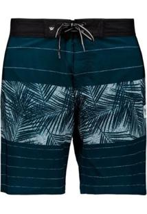 Bermuda Hang Loose Palm Masculina - Masculino