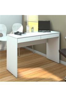 Mesa Para Escritório Branca Lindoia Politorno Móveis