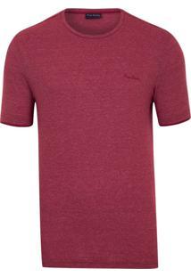 Camiseta Malha Flame Moline Vermelha
