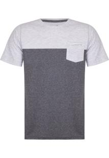 Camiseta Masculina Pro Pocket Corvette Incolor