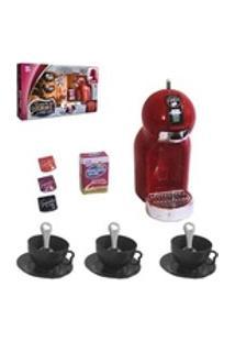 Kit Cozinha Infantil Com Cafeteira Infantil E Acessorios 14