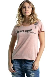 T-Shirt Its&Co Kind Nude