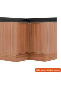 Balcão De Cozinha Chloe 2 Pt Nogueira