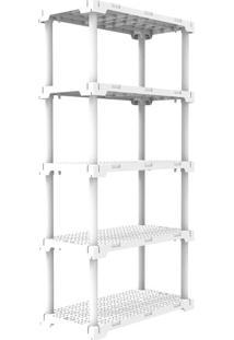 Estante Cube I Branca (167X82 Cm)