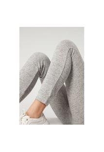 Calça Jogger Comfort - Cinza G