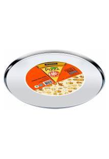 Forma Para Pizza Tramontina Service 61731300 Inox 30Cm