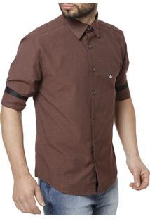 Camisa 3/4 Masculina - Masculino