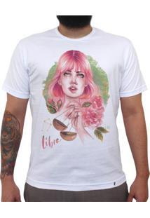 Libriana - Camiseta Clássica Masculina