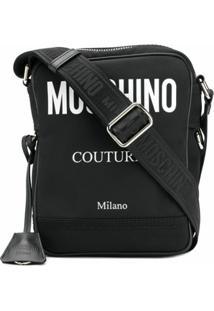 Moschino Bolsa Moschino Couture! - Preto