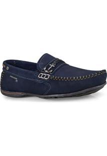 Sapato Masc Pegada 140708-06 Marinho