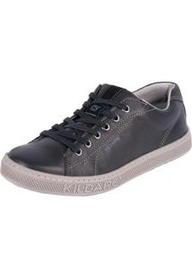Tênis Kildare Casual An Wing Black 38