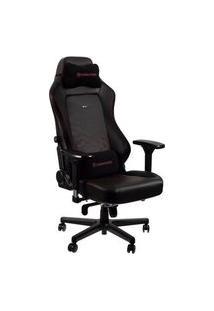 Cadeira Gamer Noblechairs Hero, Black Red - Nbl-Hro-Pu-Brd