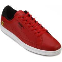 c16605ab39 Tênis Puma Sf Match 306002 - Masculino-Vermelho+Preto