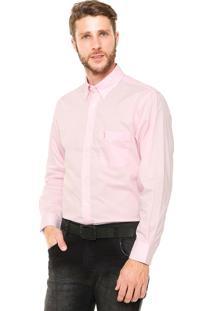 Camisa Aleatory Bolso Rosa