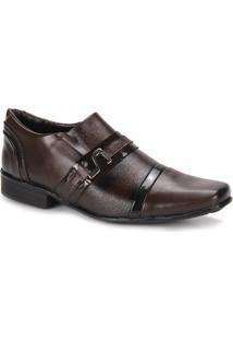 Sapato Social Masculino Urbano - Marrom