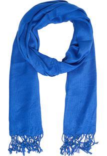 Echarpe Fiveblu Lisa Azul