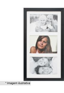 Painel Multifotos Insta- Preto & Branco- 38X21Cmkapos