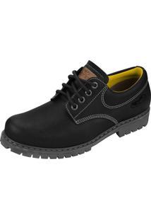 Sapato Beeton Walker401T Preto