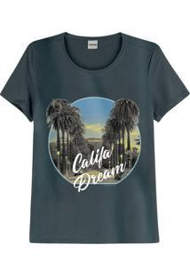 Blusa Chumbo Califórnia Dream