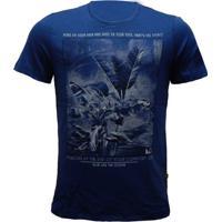 9a55b24a16887 Camiseta Casual Conforto masculina   El Hombre