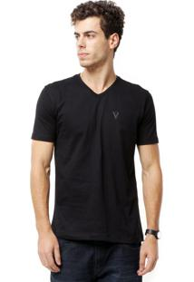 Camiseta Vr Basic Preta