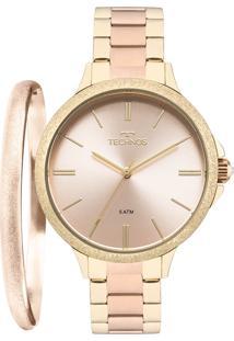Relógio Analógico Technos Transparente feminino   Gostei e agora  eeff7705a5