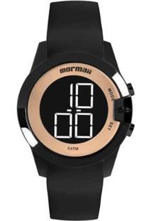 Relógio Mormaii Mo13001A/8J Feminino - Feminino-Preto