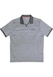 Camisa Polo Masculina Hering Regular Em Malha Molinê