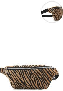Pochete Fiveblu Tigre Amarela