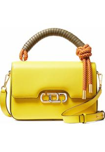 Marc Jacobs Bolsa Tiracolo The J Link - Amarelo