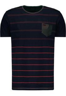 Camiseta Hd Especial Horizon - Masculino-Roxo