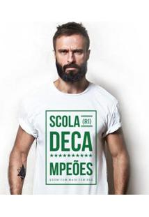 Camiseta Zé Carretilha - Pal-Verdao-Deca Masculina - Masculino
