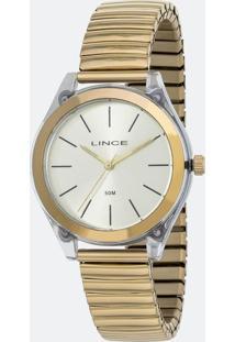 Relógio Feminino Lince Lrg4484P C1Kx Analógico 5Atm