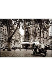 Jogo Americano Decorativo, Criativo E Descolado | Saint Michel Em Paris, Na França - Tamanho 30 X 40 Cm