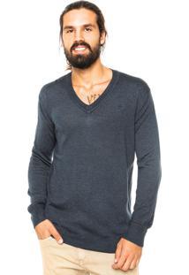 Suéter G-Star Slim Azul