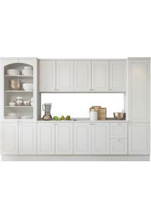 Cozinha Compacta Cb404-Br Provenzza – Kappesberg - Branco
