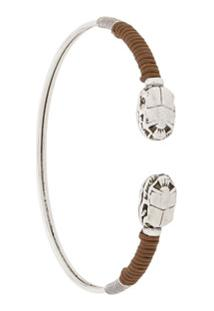 Gas Bijoux Bracelete - Prateado