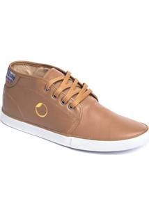 Sapatenis Blueberry Brasil Macao Caramelo - Masculino-Caramelo
