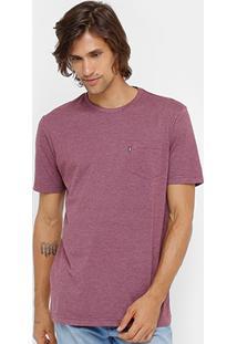 Camiseta Globe Especial Melange Masculina - Masculino