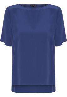 Blusa Feminina Mica 5 - Azul