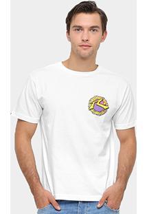Camiseta Rusty Mayan Masculina - Masculino