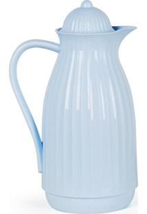 Garrafa Térmica Vintage 1L Azul - Rice