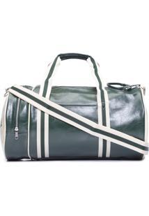 Bolsa Masculina Classic Barrel - Verde
