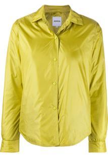 Aspesi Padded Shirt Jacket - Amarelo
