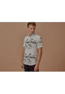 Camisa Mc Geografia Tropical