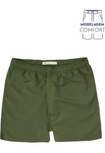 Shorts Masculino Básico Em Poliéster