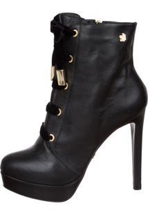 Ankle Boot Lança Perfume 1761129 Preto
